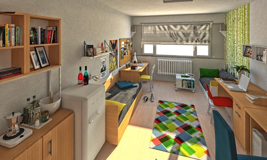 dormitory interior 5