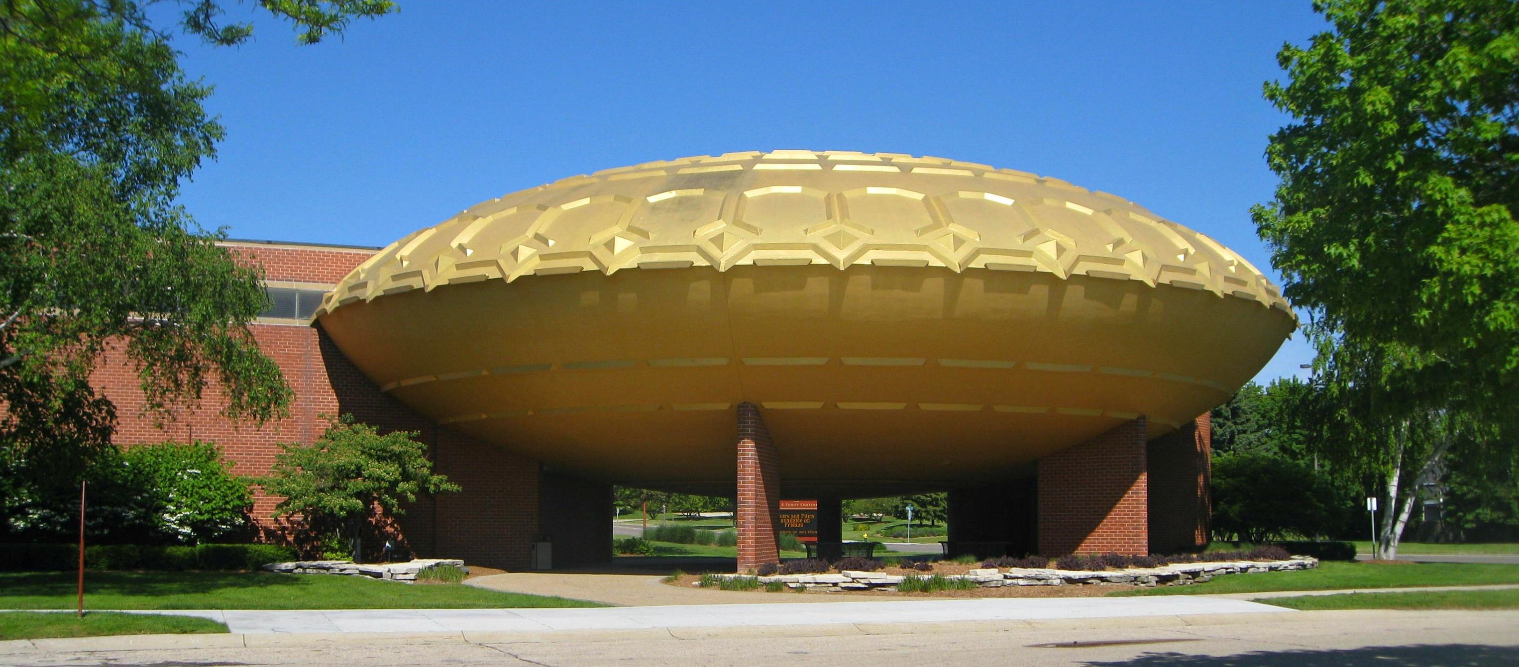 SC Johnson Golden Rondelle theater
