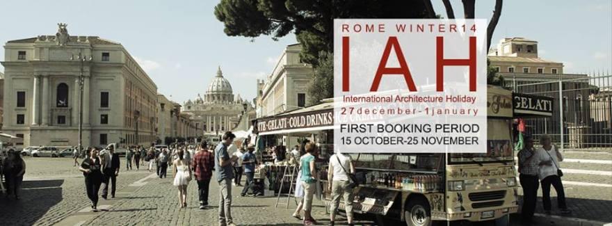 architectural workshop Rome 01