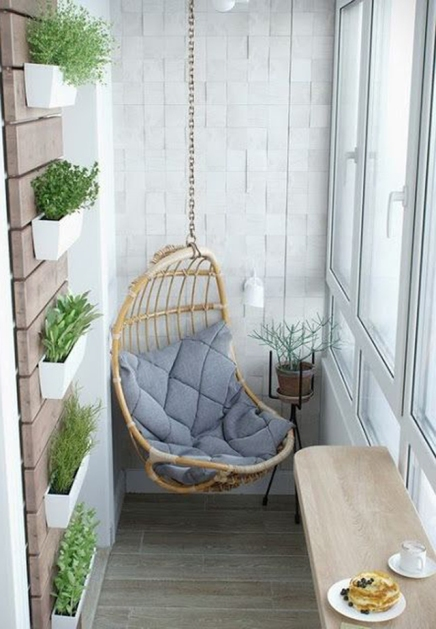balcony-swing